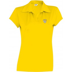 POLO DONNA TECNICA COLLETTO A CAMICIA